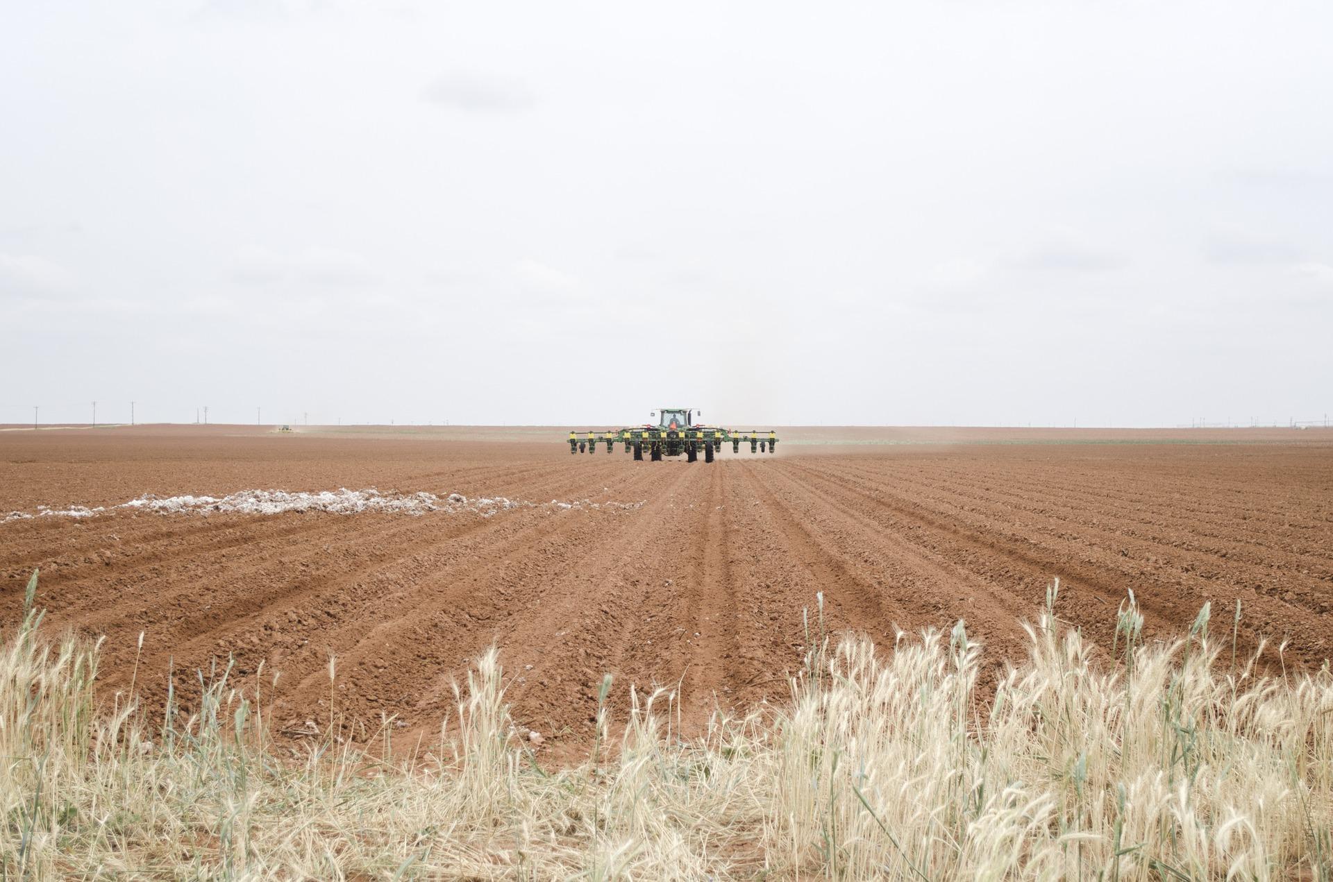 Verkauf landwirtschaftlicher Grundstücke im Miteigentum des Bundes